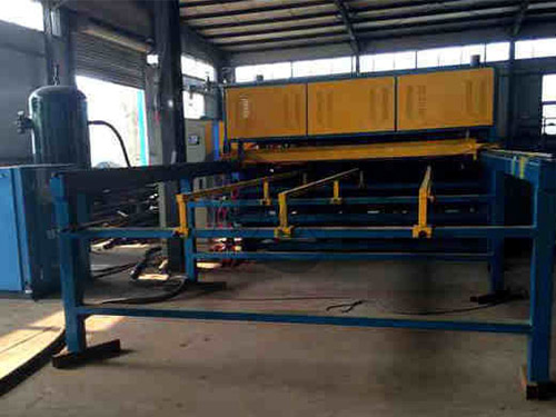 Double-Line-wire Automatic Wire Mesh Welding Machine