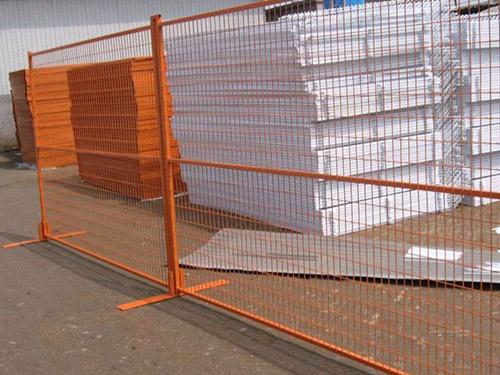 PVC Coated Popular Used Cheap Temporary Fencing in China