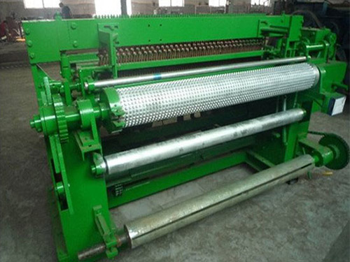 Full-automatic Welded Wire Mesh(in roll) Machine