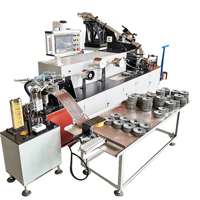 Coil Automatic Nail Making Machine