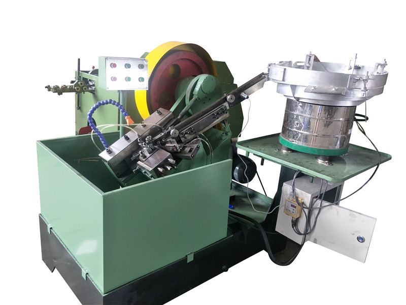 Screw Nail Making Machine